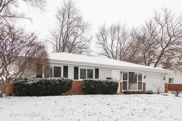 520 Maywood Lane, Hoffman Estates, IL 60169 (MLS #10271291) :: Baz Realty Network | Keller Williams Preferred Realty