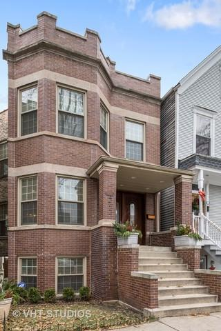 2242 W Melrose Street, Chicago, IL 60618 (MLS #10271477) :: Leigh Marcus | @properties