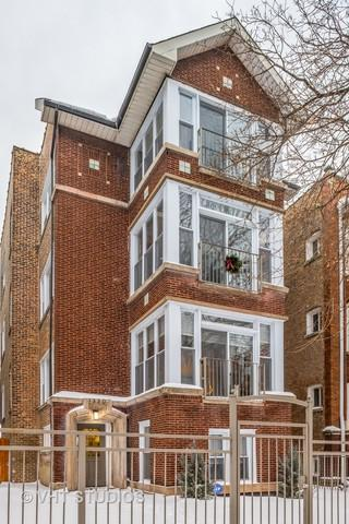1330 W Winnemac Avenue #1, Chicago, IL 60640 (MLS #10272397) :: The Dena Furlow Team - Keller Williams Realty