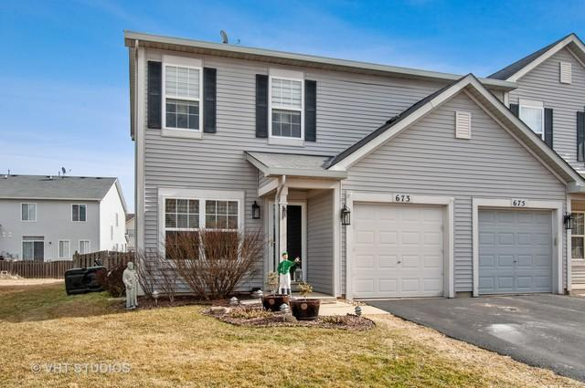 673 S Shannon Drive, Romeoville, IL 60446 (MLS #10272426) :: The Wexler Group at Keller Williams Preferred Realty