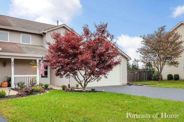 467 Newport Circle, Oswego, IL 60543 (MLS #10272500) :: Baz Realty Network   Keller Williams Preferred Realty