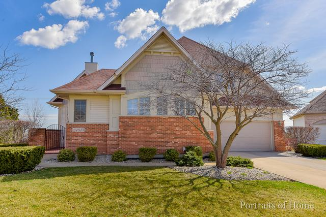 24813 Winterberry Lane, Plainfield, IL 60544 (MLS #10272526) :: Helen Oliveri Real Estate