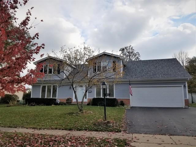 955 Colony Lane, Hoffman Estates, IL 60192 (MLS #10272606) :: Baz Realty Network | Keller Williams Preferred Realty