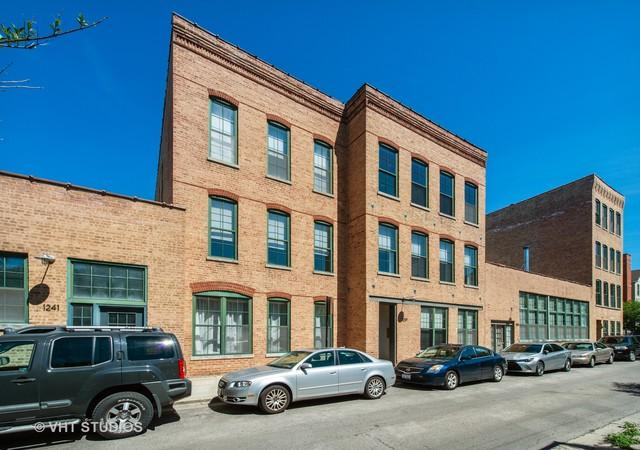 1235 N Honore Street 1E, Chicago, IL 60622 (MLS #10272857) :: Property Consultants Realty