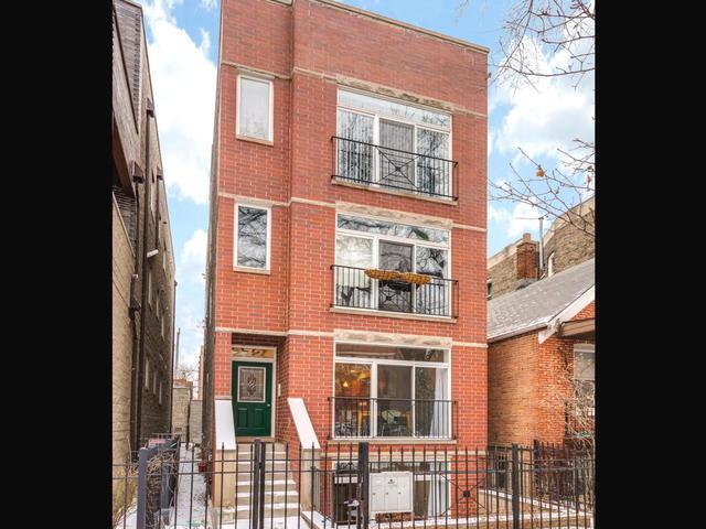 2724 W Cortez Street #1, Chicago, IL 60622 (MLS #10272959) :: The Perotti Group | Compass Real Estate