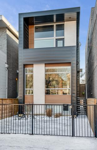 1719 N Campbell Avenue, Chicago, IL 60647 (MLS #10272964) :: The Perotti Group | Compass Real Estate