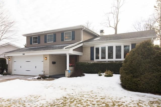 364 N Macarthur Drive, Palatine, IL 60074 (MLS #10273451) :: Baz Realty Network | Keller Williams Preferred Realty