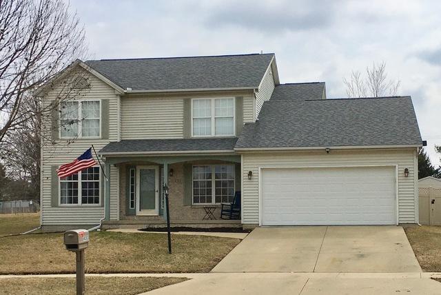 4303 Copper Ridge Road, Champaign, IL 61822 (MLS #10273564) :: Ryan Dallas Real Estate