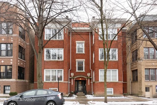 6319 N Glenwood Avenue 3N, Chicago, IL 60660 (MLS #10273569) :: The Mattz Mega Group