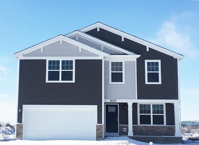 3137 Matlock Drive, Yorkville, IL 60560 (MLS #10274095) :: Baz Realty Network | Keller Williams Preferred Realty