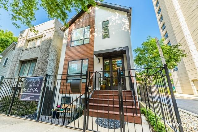 1720 N Paulina Street, Chicago, IL 60622 (MLS #10274952) :: Property Consultants Realty