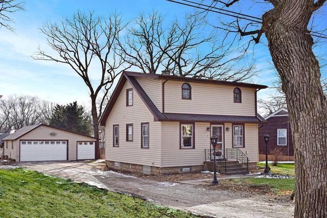 210 Fir Street, New Lenox, IL 60451 (MLS #10275481) :: Century 21 Affiliated