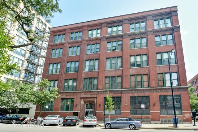 331 S Peoria Street #107, Chicago, IL 60607 (MLS #10275906) :: John Lyons Real Estate