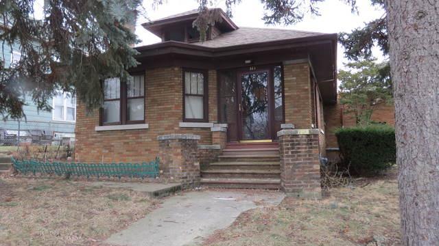 923 Elizabeth Street, Joliet, IL 60435 (MLS #10275974) :: The Mattz Mega Group