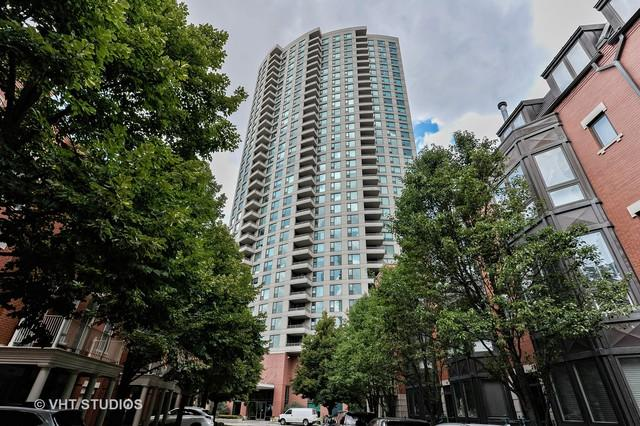 501 N Clinton Street #804, Chicago, IL 60654 (MLS #10276349) :: John Lyons Real Estate