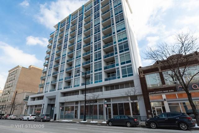 1819 S Michigan Avenue #1004, Chicago, IL 60616 (MLS #10277118) :: Touchstone Group