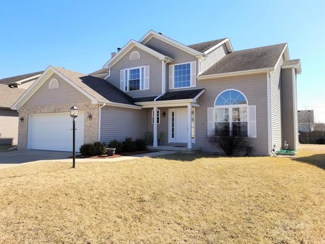 409 Bluestem Drive, Savoy, IL 61874 (MLS #10277406) :: Ryan Dallas Real Estate