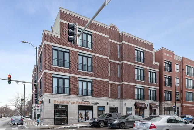 2007 W Belmont Avenue 2W, Chicago, IL 60618 (MLS #10277418) :: Leigh Marcus | @properties