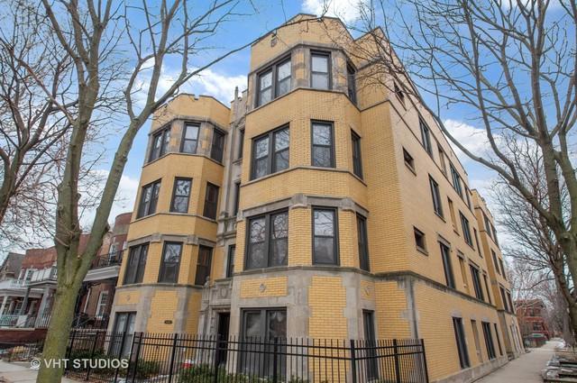 1307 W Rosemont Avenue #2, Chicago, IL 60660 (MLS #10277504) :: The Mattz Mega Group