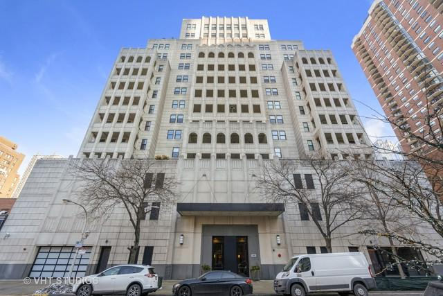 1155 N Dearborn Street #1302, Chicago, IL 60610 (MLS #10277652) :: Leigh Marcus | @properties