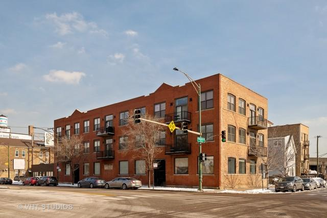 1560 W Wabansia Avenue 3A, Chicago, IL 60642 (MLS #10277656) :: Property Consultants Realty