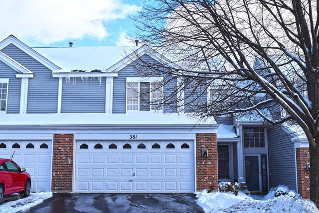 381 Monarch Birch Court, Bartlett, IL 60103 (MLS #10277706) :: Angela Walker Homes Real Estate Group