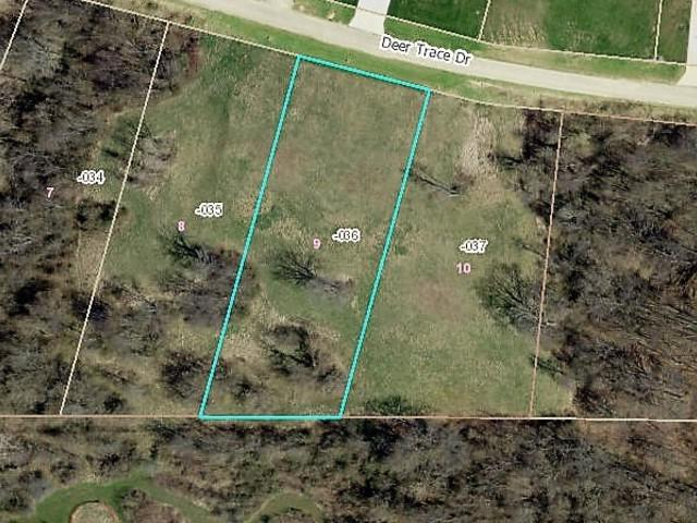 Lot 9 Deer Trace Drive, Morrison, IL 61270 (MLS #10277932) :: The Mattz Mega Group