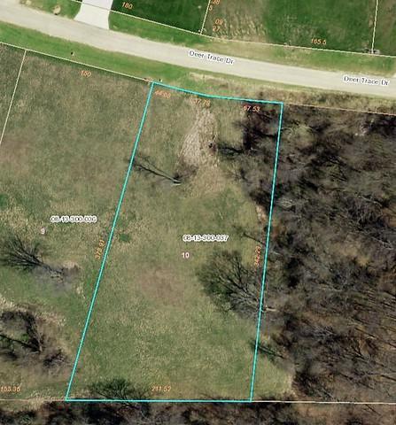Lot 10 Deer Trace Drive, Morrison, IL 61270 (MLS #10277939) :: The Mattz Mega Group