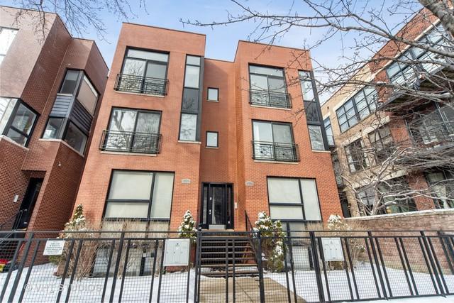 2308 W Wabansia Avenue 3E, Chicago, IL 60647 (MLS #10277954) :: Property Consultants Realty