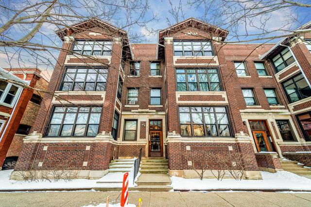 5137 S Ellis Avenue #3, Chicago, IL 60615 (MLS #10278353) :: The Mattz Mega Group