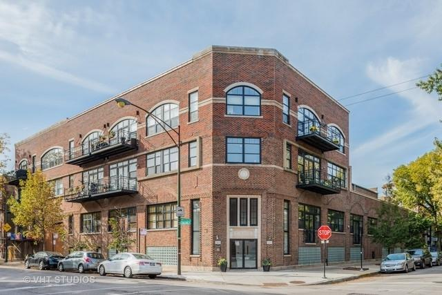 1201 W Wrightwood Avenue #17, Chicago, IL 60614 (MLS #10279517) :: Domain Realty