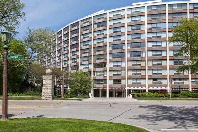 1630 Sheridan Road 8K, Wilmette, IL 60091 (MLS #10279531) :: Berkshire Hathaway HomeServices Snyder Real Estate