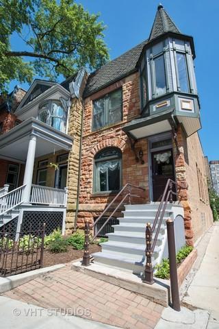 2465 N Geneva Terrace, Chicago, IL 60614 (MLS #10280089) :: Domain Realty