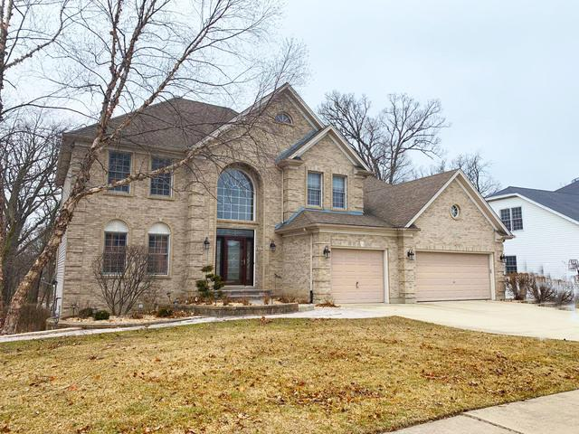 16922 Arbor Creek Drive, Plainfield, IL 60586 (MLS #10291897) :: Baz Realty Network | Keller Williams Preferred Realty