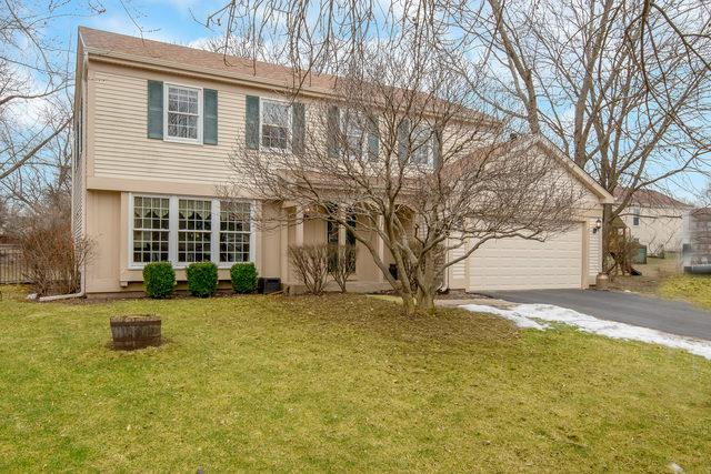 2105 Countryside Circle, Naperville, IL 60565 (MLS #10292348) :: The Dena Furlow Team - Keller Williams Realty