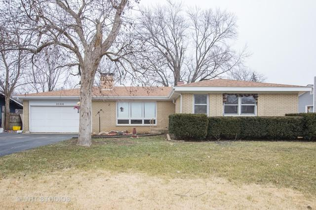 2508 Central Drive, Joliet, IL 60435 (MLS #10292607) :: Baz Realty Network | Keller Williams Preferred Realty
