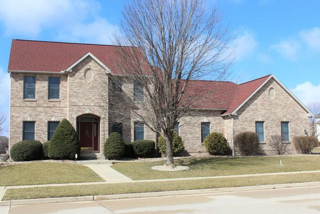 2102 Foxtail Road, Bloomington, IL 61704 (MLS #10293202) :: Janet Jurich Realty Group