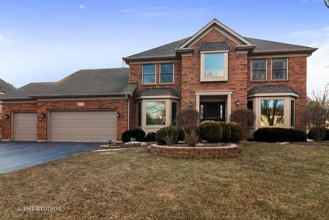5111 Coneflower Drive, Naperville, IL 60564 (MLS #10293454) :: Baz Realty Network | Keller Williams Preferred Realty