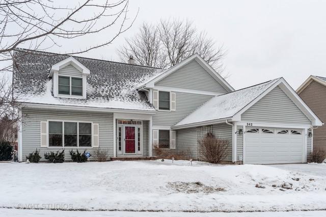 342 Haddon Circle, Vernon Hills, IL 60061 (MLS #10293879) :: Baz Realty Network | Keller Williams Preferred Realty