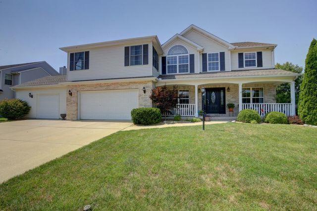 3101 Weeping Cherry Drive, Champaign, IL 61822 (MLS #10294398) :: Ryan Dallas Real Estate