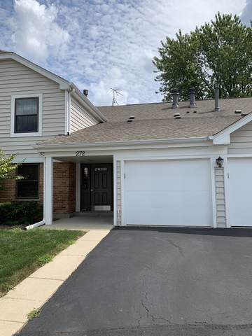 272 Kings Mill Court C2, Schaumburg, IL 60193 (MLS #10295060) :: Angela Walker Homes Real Estate Group