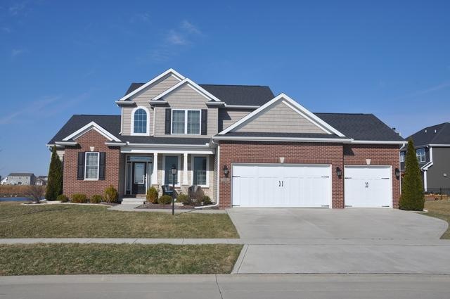 305 Denton Drive, Savoy, IL 61874 (MLS #10296276) :: Berkshire Hathaway HomeServices Snyder Real Estate