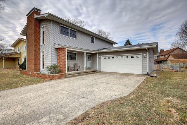 705 Frank Drive, Champaign, IL 61821 (MLS #10297612) :: Ryan Dallas Real Estate