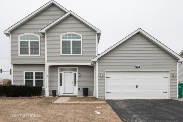 500 Magnolia Drive, North Aurora, IL 60542 (MLS #10297682) :: Baz Realty Network   Keller Williams Preferred Realty