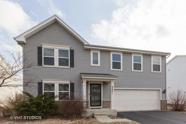 2061 William Drive, Montgomery, IL 60538 (MLS #10297755) :: Baz Realty Network | Keller Williams Preferred Realty