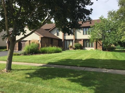 1020 Ponderosa Lane, Hoffman Estates, IL 60010 (MLS #10297965) :: Baz Realty Network | Keller Williams Preferred Realty