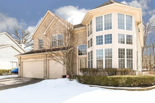 31 River Oaks Circle E, Buffalo Grove, IL 60089 (MLS #10298973) :: Ryan Dallas Real Estate