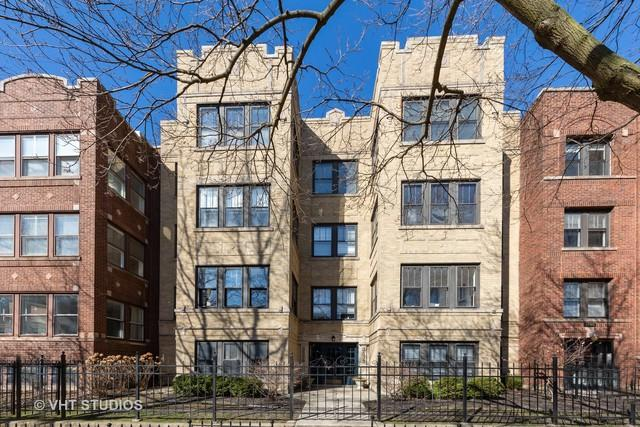 3536 N Bosworth Avenue 1S, Chicago, IL 60657 (MLS #10299024) :: Domain Realty