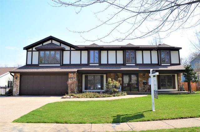 1007 W Golf Road, Libertyville, IL 60048 (MLS #10299459) :: Helen Oliveri Real Estate