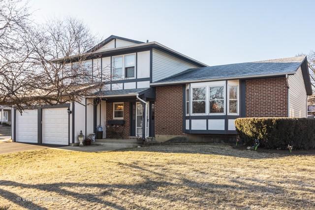 548 Pauline Avenue, Buffalo Grove, IL 60089 (MLS #10302543) :: Janet Jurich Realty Group